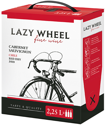 Lazy Wheel BiB 2,25l