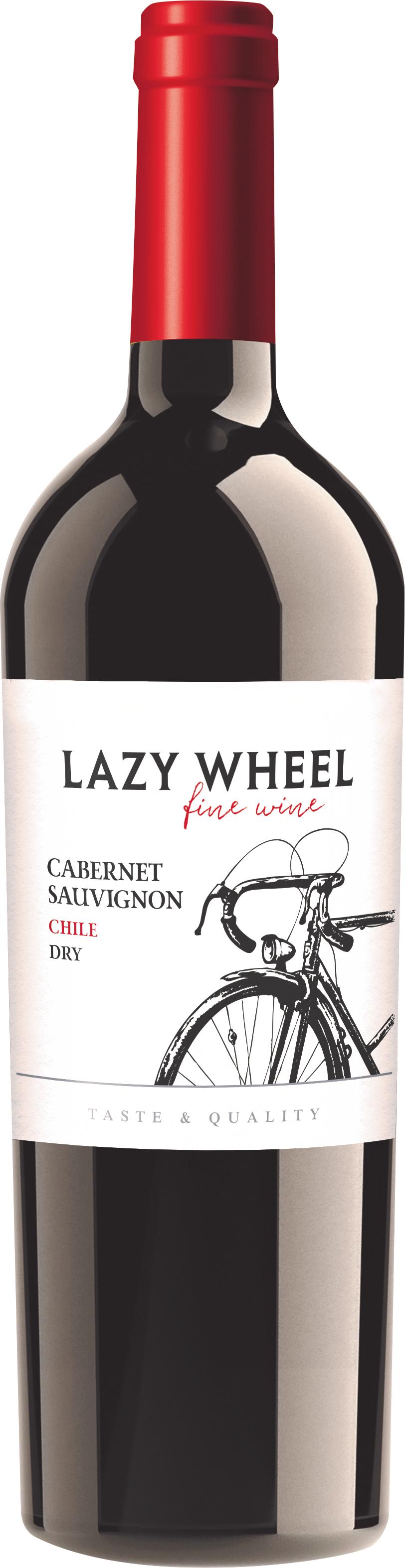 Lazy Wheel Cabernet Savignon 0,75l